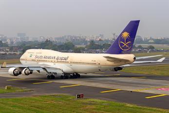 TF-AAE - Saudi Arabian Airlines Boeing 747-400