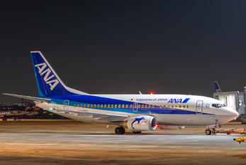 JA307K - ANA Wings Boeing 737-500