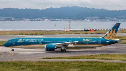 VN-A873 - Vietnam Airlines Boeing 787-10 Dreamliner