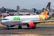 XA-VAX - VivaAerobus Airbus A320 aircraft