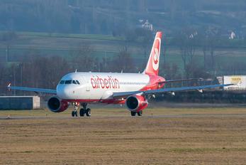 D-ABHA - Air Berlin Airbus A320