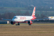 D-ABHA - Air Berlin Airbus A320 aircraft