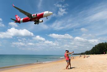HS-BBW - AirAsia (Thailand) Airbus A320