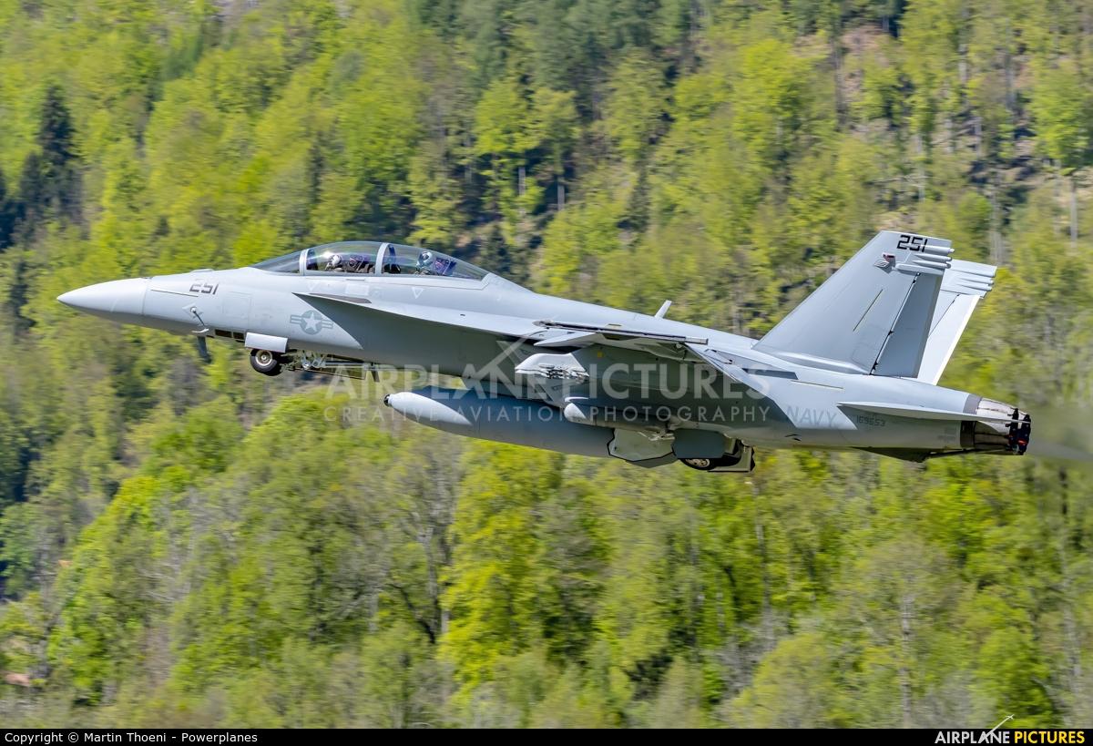 USA - Navy 169653 aircraft at Payerne