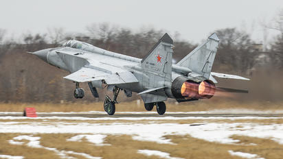 RF-95961 - Russia - Air Force Mikoyan-Gurevich MiG-31 (all models)