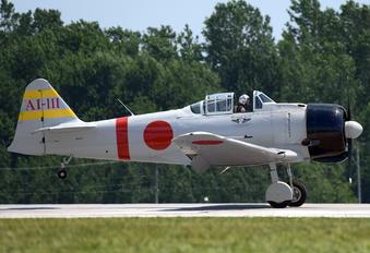 N4447 - Commemorative Air Force Canadian Car & Foundry Harvard