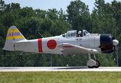 N4447 - Commemorative Air Force Canadian Car & Foundry Harvard aircraft