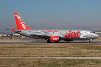 G-JZHG - Jet2 Boeing 737-800