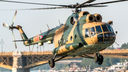 #6 Hungary - Air Force Mil Mi-8T 3301 taken by Sandor Vamosi