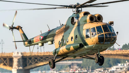 3301 - Hungary - Air Force Mil Mi-8T