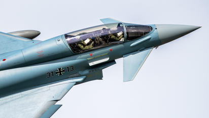 3113 - Germany - Air Force Eurofighter Typhoon