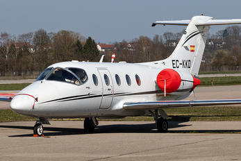 EC-KKD - Gestair Hawker Beechcraft 400XP Beechjet