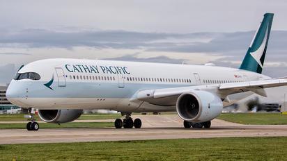 B-LQB - Cathay Pacific Airbus A350-900