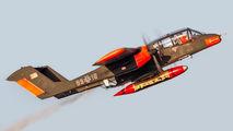 99+18 - Private North American OV-10 Bronco aircraft