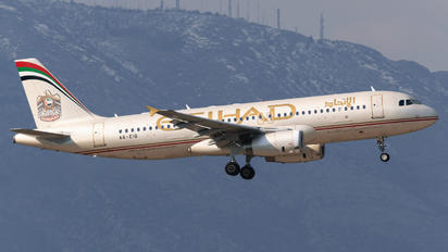 A6-EIQ - Etihad Airways Airbus A320