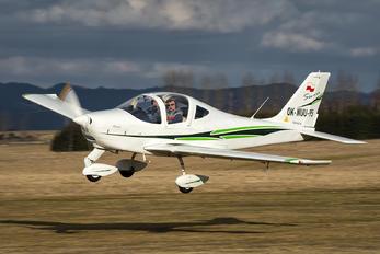 OK-NUU-95 - Private Tecnam P2002JR Sierrra