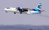 UR-CQV - Vulkan Air Antonov An-26 (all models) aircraft