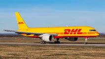 D-ALEN - DHL Cargo Boeing 757-200F aircraft