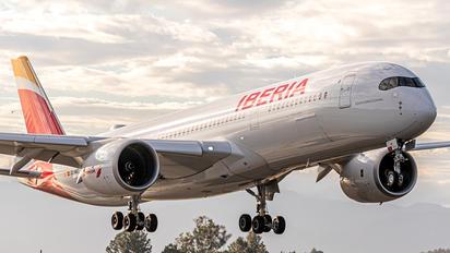 EC-NGT - Iberia Airbus A350-900
