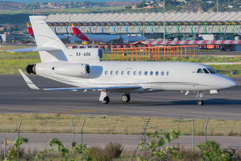 XA-ARK - Untitled Dassault Falcon 900 series