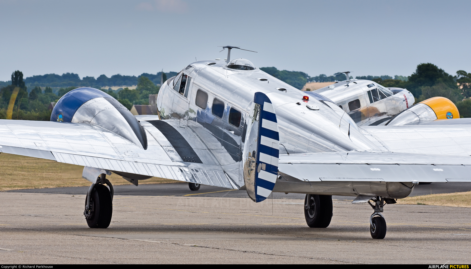 Mathys Aviation N223CM aircraft at Duxford