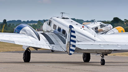 N223CM - Mathys Aviation Beechcraft 18 Twin Beech, Expeditor