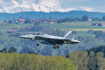 169653 - USA - Navy Boeing F/A-18F Super Hornet