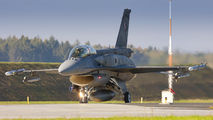 4077 - Poland - Air Force Lockheed Martin F-16D block 52+Jastrząb aircraft
