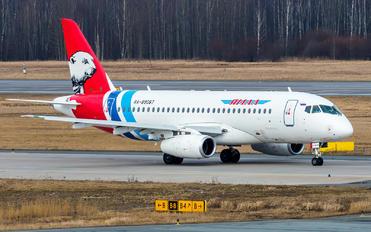 RA-89087 - Yamal Airlines Sukhoi Superjet 100LR