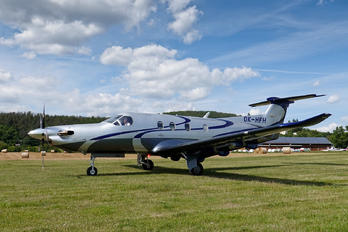 OK-HFH - Private Pilatus PC-12