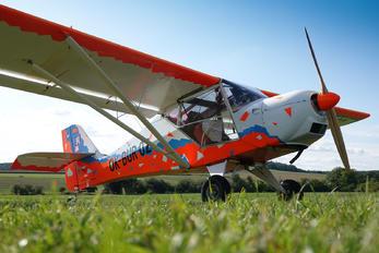 OK-BUR 02 - Private Evektor-Aerotechnik  EV-96 Euro Fox