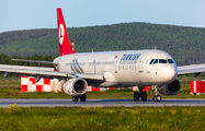 TC-JRL - Turkish Airlines Airbus A321 aircraft