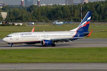 VQ-BHD - Aeroflot Boeing 737-800
