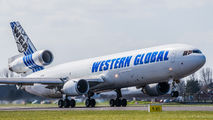 N412SN - Western Global Airlines McDonnell Douglas MD-11F aircraft