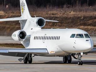 M-TINK - Private Dassault Falcon 8X
