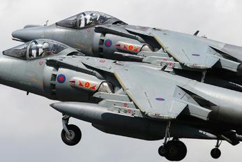 ZD327 - Royal Navy British Aerospace Harrier GR.7