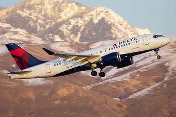 N107DU - Delta Air Lines Airbus A220-100