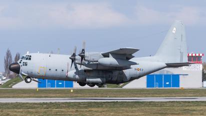 TK.10-11 - Spain - Air Force Lockheed KC-130H Hercules