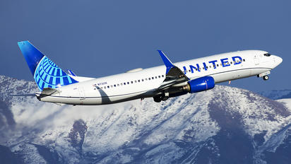 N73291 - United Airlines Boeing 737-800