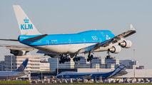 KLM PH-BFL image