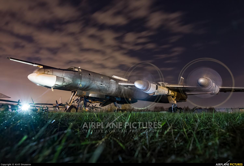 Russia - Air Force - aircraft at Monino