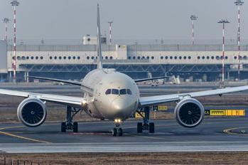 A6-BNB - Etihad Airways Boeing 787-9 Dreamliner