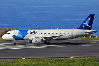CS-TKP - SATA International Airbus A320