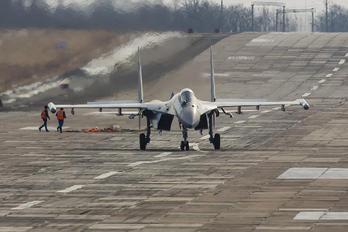 RF-95148 - Russia - Air Force Sukhoi Su-35S