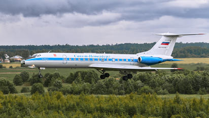 - - Russia - Air Force Tupolev Tu-134AK