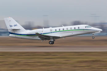 OK-JRT - SmartWings Cessna 680 Sovereign