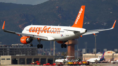 OE-IJY - easyJet Europe Airbus A320