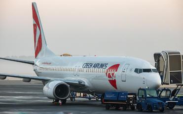 OK-TST - CSA - Czech Airlines Boeing 737-800