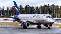 RA-89045 - Aeroflot Sukhoi Superjet 100LR aircraft