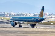 VN-A323 - Vietnam Airlines Airbus A321 aircraft